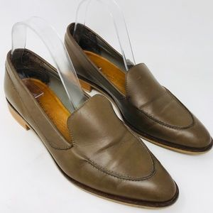 Everlane The Modern Loafer Brown Shoes Flats